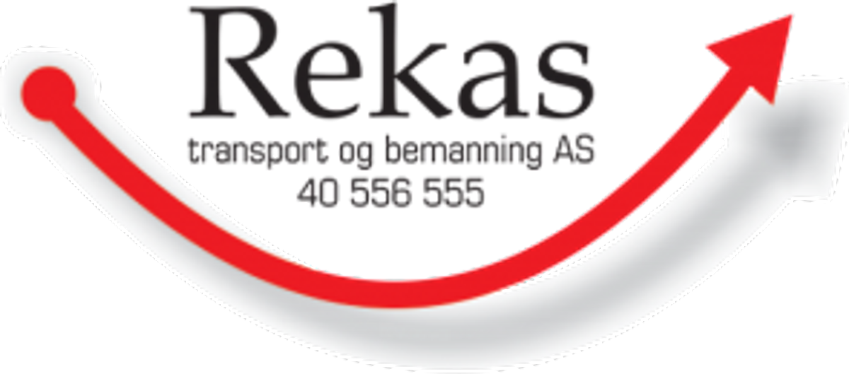 Logo, Rekas Transport og Bemanning AS